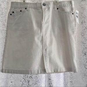 Dresses & Skirts - Old Navy denim skirt